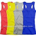 women's casual rib vest