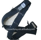 newest style casual 100%cotton fabric belt