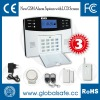 Wireless New GSM Alarm System with LCD Screen