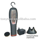 Rechargeable 30 LED Work Light
