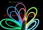 LED rainbow soft strip