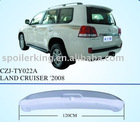 ABS ROOF SPOILER FOR TOYOTA LAND CRUISER 2008