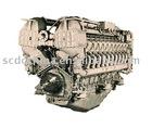 MTU 1163 engine