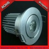 2 year Warranty cheap 1w/3w ceiling light
