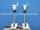 vehicl roof-mounted antenna mast/mobile tower/pan&tilt/pneumatic telescopic mast
