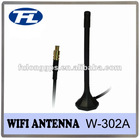 2dBi 2.4GHz Wireless antenna with MCX male straight connector