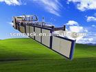 automatic aluminum membrane (nylon membrane) balloon forming machine