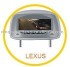 Special Headrest Monitor for Lexus