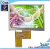 "4.30"" 480*(RGB)*272 TFT LCD touch screen"