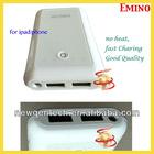 Portable Mini Mobile Power Bank For ipad