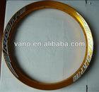 India price motorcycle chrome wheel bicycle rim