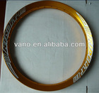 India price motorcycle chrome wheel bicycle rim