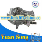 Forklift parts 4Y-7FG Water Pump For TOYOTA