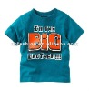 Graphic T shirt for boys with cotton jersey