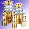 dry break couplings (Universal Series, Aro, Tru-Flate, Industrial)