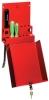 Screwdriver / Prybar Holder for Tool Carts