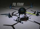 RC Hobby UFO Quadricopter M4 4-motor UFO flyer