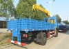 Dongfeng Cargo Crane Truck with 15 ton