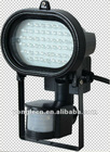 3w IP44 CE MOQ :50pcs LED sensor light