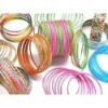 coating plant for colorful glass bangles