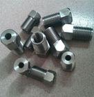 high precision cnc metal machining screw parts