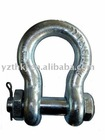 bolt type anchor shackle