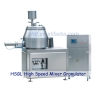 HSGL Wet Mixer Granulator