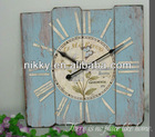 handmade electronic wall clock modern design, large metal wall clock, silent wall clock design