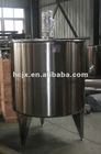 SS SINGLER LAYER MIXING TANK WITH BLENDER
