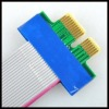 PCI-E express 1X riser card adapter extender with flex cable