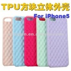 Gel TPU Silicone Case Style for iphone 5