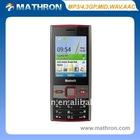 "X2 2.4"" QVGA Bluetooth GPRS FM MP3 MP4 3GP MID Quanband Dual SIM Dual Standby Multi-Language Newest Cheaper Mobile Phone"