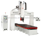 CHAODA 5th axis machine for sunglass filter /Jewelry /clocks