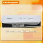 3G wireless router mini wifi MIFI A1 small&smart