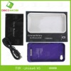 1900mah external battery charger case for iphone 4