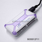 Hot All in one memory card reader USB 2.0