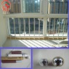 stainless steel balcony railing,deslick,drop resistance