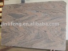 Big Size Granite Slabs -- Juparana Colombo Granites