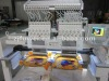 two head Cap embroidery machine with price