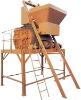 JS750 Home Concrete Mixer
