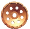 cup grinding wheel / cutting and grinding wheel