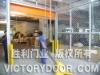 PVC fabric door/high speed door/rapid door
