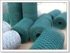 PVC coated & galvanized Hexagonal wire mesh