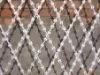Straight line razor wire