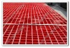 25mm thick concave plastic grating