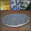 hot dipped galvanized steel grating(manufacturer)