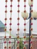 round pearl beaded chains for party or wedding decoration