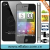 "2012 New 3.5"" IPS Star W007 Unlocked Phones with Android 4.0 MTK6575 1GHz 3G Smartphone DUAL SIM Camera GPS 512MB 4GB"