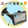 4.3 Inch Portable TFT Touch Screen GPS Navigator with FM Function