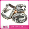 High quality crystal napkin ring for wedding